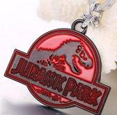 Jurassic Park - Jurassic World - keychain - sleutelhanger