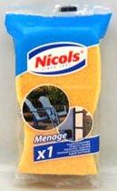 Huishoudspons Menega 5 stuks - Nicols