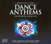 Greatest Ever! Dance Anthems: The Definitive Collection