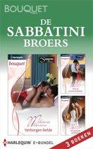 Bouquet Bundel - De Sabbatini broers (3-in-1)