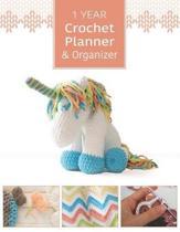 1 Year Crochet Planner & Organizer