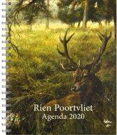 Bureau-agenda 2020 Rien Poortvliet 'Edelhert'