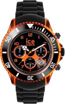 IceWatch ICECHRONO BIG BIG Chronograaf black/orange