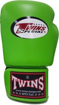 Twins BGVL-3 Boxing Gloves Lime Green -16 oz.