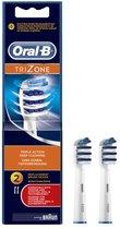 Oral-B TriZone - 2 Stuks - Opzetborstels