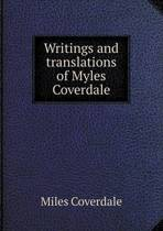 Writings and Translations of Myles Coverdale