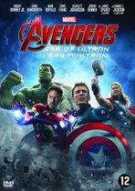 DVD cover van Avengers: Age of Ultron