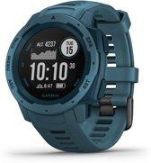 Garmin Instinct GPS - Sporthorloge - Blauw - 45 mm