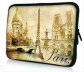 Sleevy 14 inch laptophoes Paris - laptop sleeve