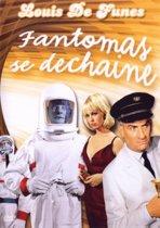 Fantomas Se Dechaine (dvd)