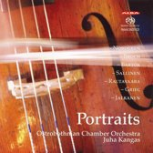Portraits (Pieces By Nordgren, Bruch, Bartok, Sal