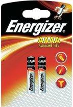 Energizer AAAA batterijen