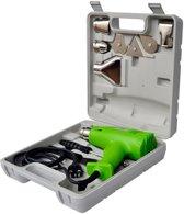 vidaXL - Heteluchtpistool - 2000 watt - Inclusief koffer