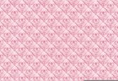 Pink Photomural, wallcovering