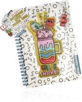 Vibe Squad notitieboek - Met penhouder