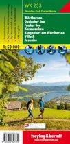 FB WK233 Wörthersee • Ossiacher See • Faaker See • Karawanken • Klagenfurt am Wörthersee • Villach • Jesenice