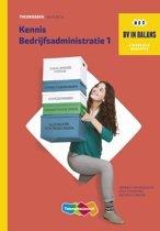 BV in balans - Kennis bedrijfsadministratie 1 niveau 4 Theorieboek
