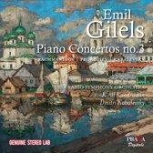 Emil Gilels Ussr Radio Symphony Orc - Plays Russian Piano Concertos