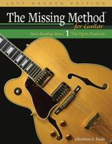 The Missing Method for Guitar, Book 1 Left-Handed Edition