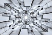 Fotobehang Modern Abstract Design | L - 152.5cm x 104cm | 130g/m2 Vlies