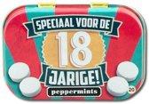 Paperdreams - Retro mints - 18 Jarige