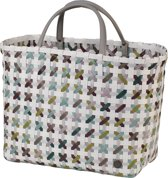 Handed By Blossom - Shopper - Multimix met wit