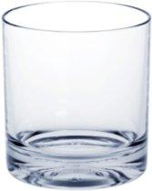 Whiskey-Glass SAN plastic met extra dikke bodem