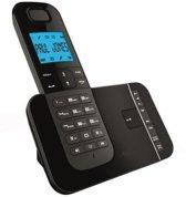AEG Voxtel D555 - Single DECT telefoon met antwoordapparaat - Zwart