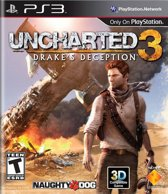 Uncharted 3: Drake's Deception (UK) (BBFC)/PS3