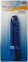 Thermometer blauw