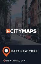 City Maps East New York New York, USA