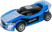Pms Rc Rapid Racers Car 10 Cm Blauw