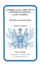 Conservative Thought in Twentieth Century Latin America