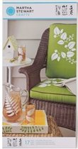 Martha Stewart Large Stencil Ferns/Boughs