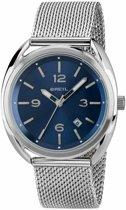 Breil TW1601 horloge dames en heren - zilver - edelstaal
