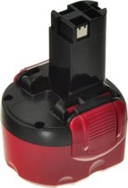 9.6V Accu Batterij voor Bosch GSR 9.6V .. - 3300mAh Ni-MH