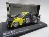 BMW M3 #31 - Eifelrennen DTM 1998 - Winner Kurt Thiim - 1:43 - Minichamps