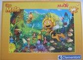 Clementoni Maxi Maja De Bij puzzel van 30 stukjes