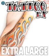 XL Tattoo Flames
