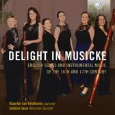 Delight In Musicke: English Songs And Instrumental