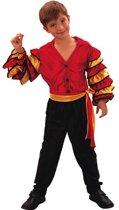Flamenco vermmoming voor jongens - Kinderkostuums - 122/134