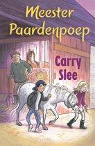 Boekomslag van 'Meester Paardenpoep'
