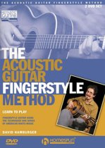 The Acoustic Guitar Fingerstyle Method (DVD)