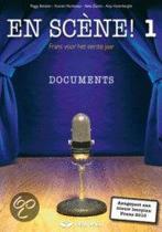 En scène! 1 - bronnenboek