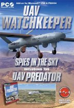 UAV Watchkeeper (FS X + FS 2004 Add-On)