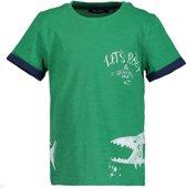Blue Seven T-shirt Kinship groen  -  Maat  116