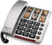 Amplicomms BigTel 40 Plus - Vaste telefoon - Grijs