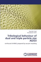 Tribological Behaviour of Dual and Triple Particle Size Al2o3