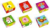 Scratch Preschool Blokkenpuzzel Boerderij