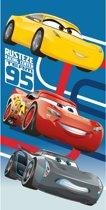 Disney Cars Team 95 - Strandlaken - 70x140cm - Multi